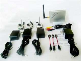 Mini SPY CAM Wireless Nightvision HIDDEN Camera N3C