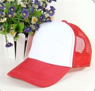 Mesh Nylon Baseball Hat/Cap Trucker Hat/Caps Casual Hat  WHOLESALE