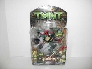 TMNT Turtles 2007 Alien Hunter RAPHAEL Figure MOC