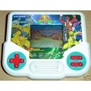 Morphin Power Rangers Handheld Game by Tiger Electronics Electronics