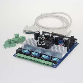 CNC TB6560 4 Axis 3.5A Stepper Motor Driver Board Controller Engraving
