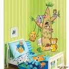 Wall Art Corner Forrest Animals & Tree Kids Room Wall Art Sticker