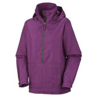Columbia Womens Outdoor Galore Jacket Coat Purple