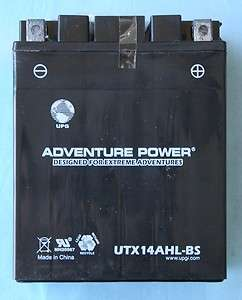 BS YTX14AHL BS Suzuki GV1200GL Madura GS1150E GS1150S GS1100E Battery