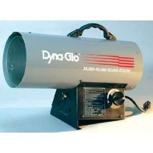 World Marketing 40,000 BTU Forced Air LP Heater GFA40