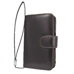 Tru Leather Wallet for iPhone 3G and 3GS (Brown) Cell
