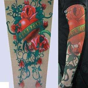 sleeve stocking party rave gift birthday fancy dress rose art girl