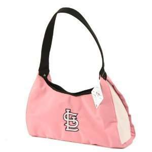 MLB St Louis Cardinals Pink Womens Ladies Purse Tote Hand