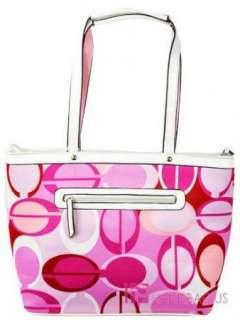 New Designer Inspired LOVE Handbag Purse Tote Bag Pink