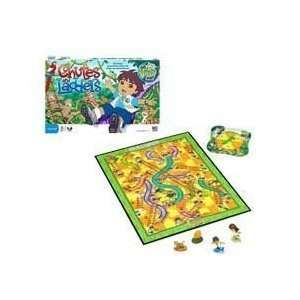 Chutes and Ladders Diego Edition Toys & Games
