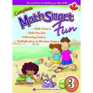 Fun Mathematics Supplementary Workbook Popular Book Company