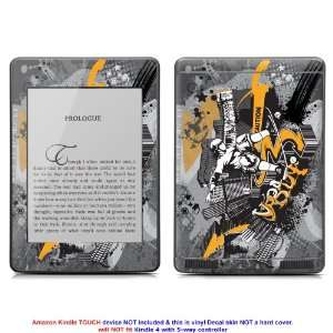 sticker for  Kindle Touch case cover KDtouch 394 Electronics