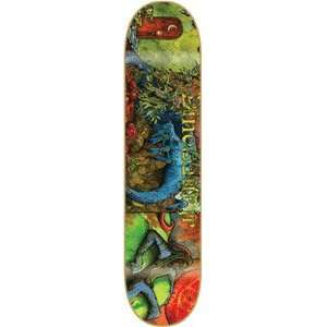 AW DINOSAUR JR. DRAGON DECK  8.0  Sports & Outdoors