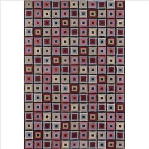 2665 Hand tufted Contemporary Janelle JAN 2665 Rug Furniture & Decor