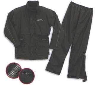 RAIN SUIT   MOTORCYCLE / BIKING   JACKET & PANTS (SET)