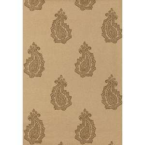 Madras Paisley Tabac by F Schumacher Wallpaper: Home Improvement
