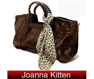 JK New Fashion Scarf Bag Ladies Handbag Tote bag 2COLOR CL1233