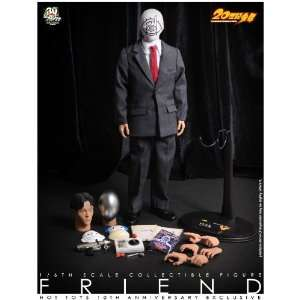 20th Century Boys 1/6 Scale Collectible Figure Friend  Toys & Games