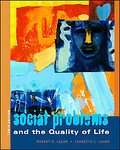 Half Social Problems And The Quality Of Life by Jeanette C. Lauer