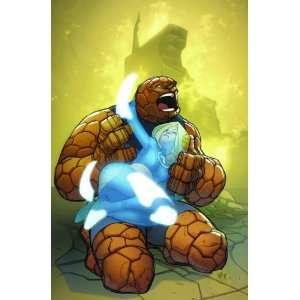 Ultimate Fantastic Four #58: JOE POKASKI:  Books
