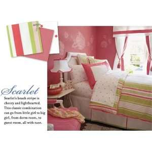 Serena and Lily Scarlet Duvet Cover Twin Size