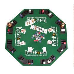Brand New Party Poker Folding Table Top
