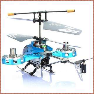 Avatar Z008 Metal RC Remote Control Helicopter 4 Channel 4CH w/ Gyro