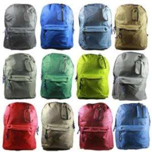 17 PERSONALIZED school Backpack bookbag Embroidered