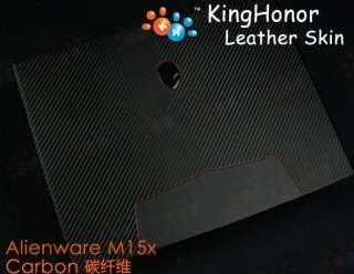 KH Special Laptop Carbon Skin Fit DELL Alienware M15x