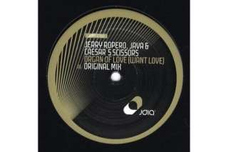 Scissors   Organ Of Love [Want Love]   [PROMO]   Vinyl at Chemical Ltd