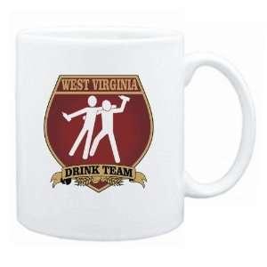 Virginia Drink Team Sign   Drunks Shield  Mug State