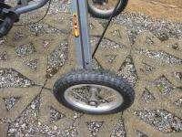 Sun Mountain Speed Cart Mens Golf Bag Push Pull Hand Cart (Grey) ~ L