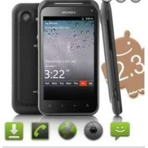 I win 4.1 Android 2.3 Quad Band Smart Cell Phone (Gps, Tv