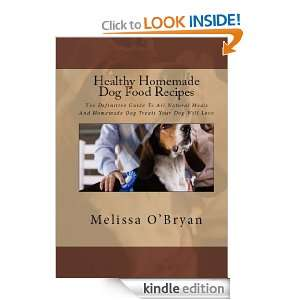 Healthy Homemade Dog Food Recipes The Definitive Guide To All Natural