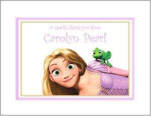 Rapunzel Tangled Note or Thank You Cards ~ Style #1