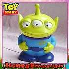 Disney PIXAR Anime TOY STORY III Alien Piggy Coin Money Bank Figure