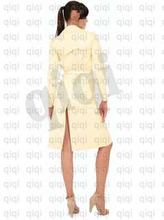 Latex (rubber) Trench coat medium  0.8mm catsuit suit