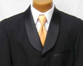 Mens Black After Six Alpha Tuxedo Jacket All Sizes