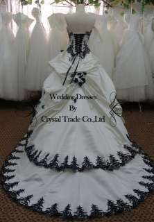 Wedding Bridal dresses Ball Gown Quinceanera Dress custom/US SIZE4 6 8