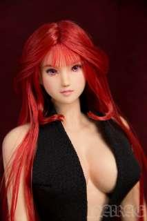 Isabella] OOAK Custom DOLL HEAD for 1/6 Obitsu Cy Girl Figure