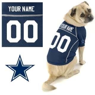 Dallas Cowboys Custom Pet Jersey Hunter Dallas Cowboys Custom Pet