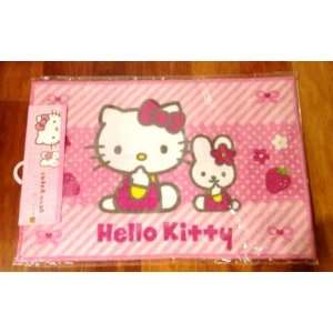 Sanrio Pink Hello Kitty and Melody Area Rug   24 x 16