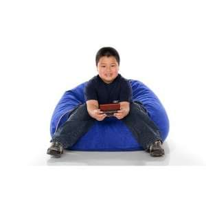 jaxx 116422 Jaxx Kids Jr Club Kids Foam Bean Bag Color