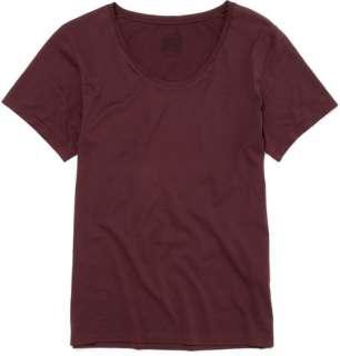 shirts  Scoop necks  Limit Scoop Neck Cotton T shirt