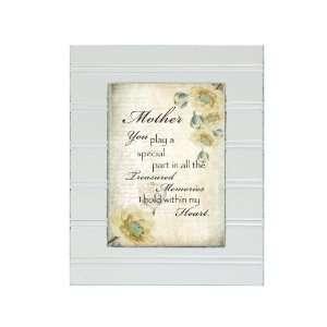 Garden Mother Inspirational Gift Plaque/ Frame décor Home & Kitchen