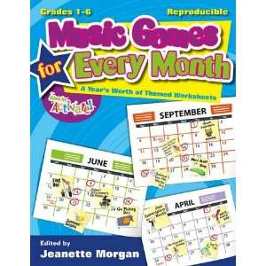 Worth of Themed Worksheets (9781429121552) Jeanette Morgan Books