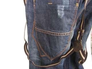 Antony Morato MP2266 Hosenträger Herren Jeans blau W38