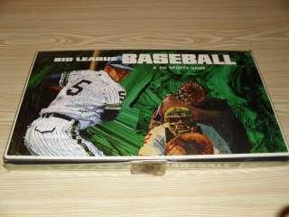 1966 3M Sports Game   Big League Baseball