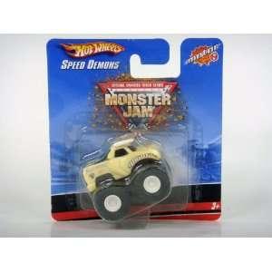 Hot Wheels Monster Jam BULLDOZER Speed Demons Collectible Truck [Toy