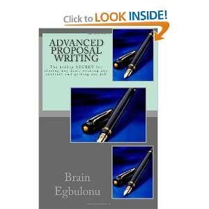 and getting any job (9781463615239) Pst Brain Chris Egbulonu Books